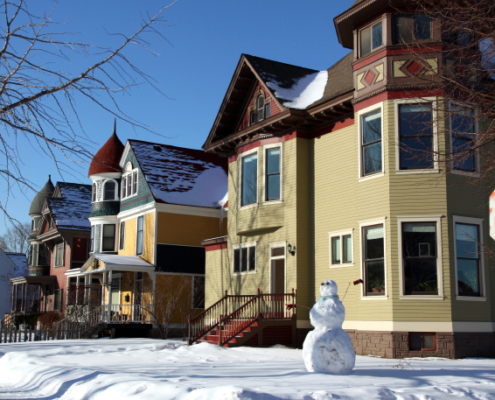 Minneapolis and St. Paul Construction: The Best Homes