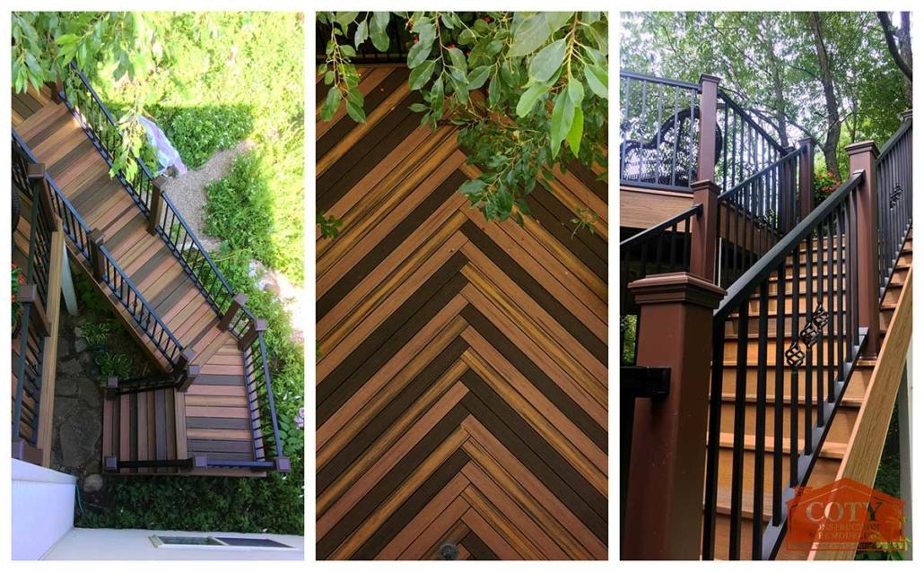 Trex Transcends Deck Inver Grove Heights MN
