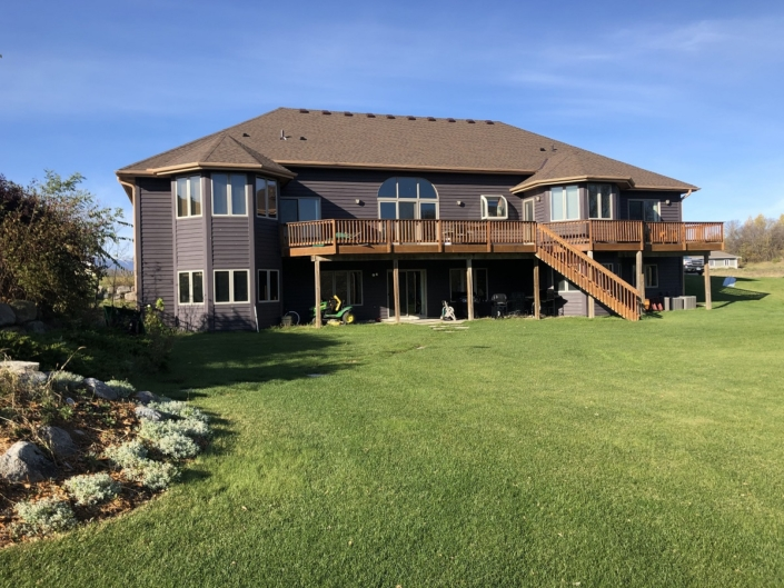Certainteed Heather Blend Roof Delano MN