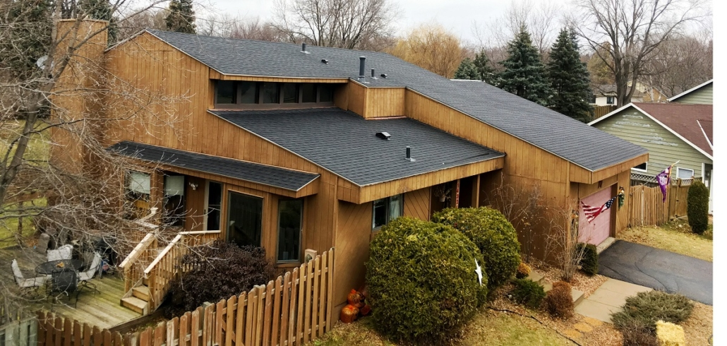 Certainteed Moire Black Roof Apple Valley MN